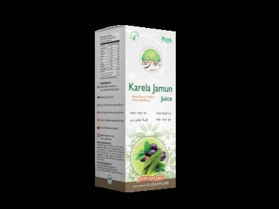 Karela Jamun Juice- Aryan Herbals