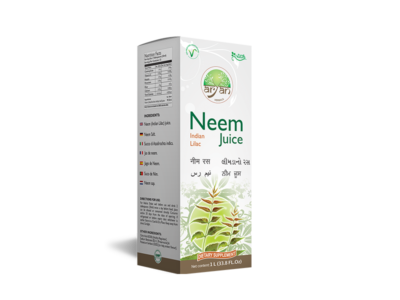 Neem (Indian Lilac) Juice - Aryan Herbals