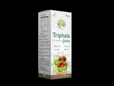 Triphala Juice - Aryan Herbals