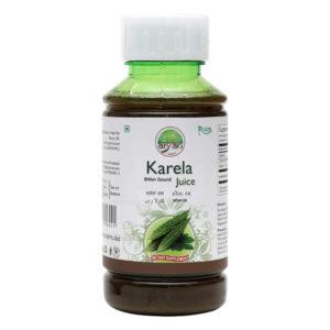 Karela Bitter Gourd Juice - Aryan Herbals
