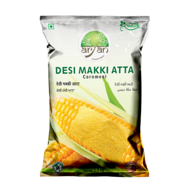 Desi Makki Atta - Aryan Herbals