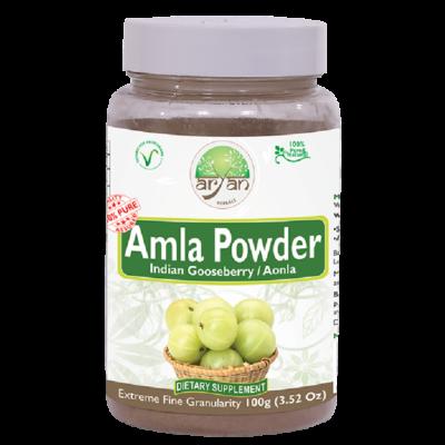 Aryan Gooseberry (Amla) Powder 100ml