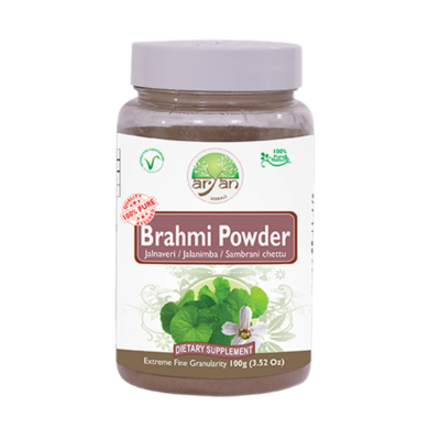 Brahmi Powder - Aryan Herbals