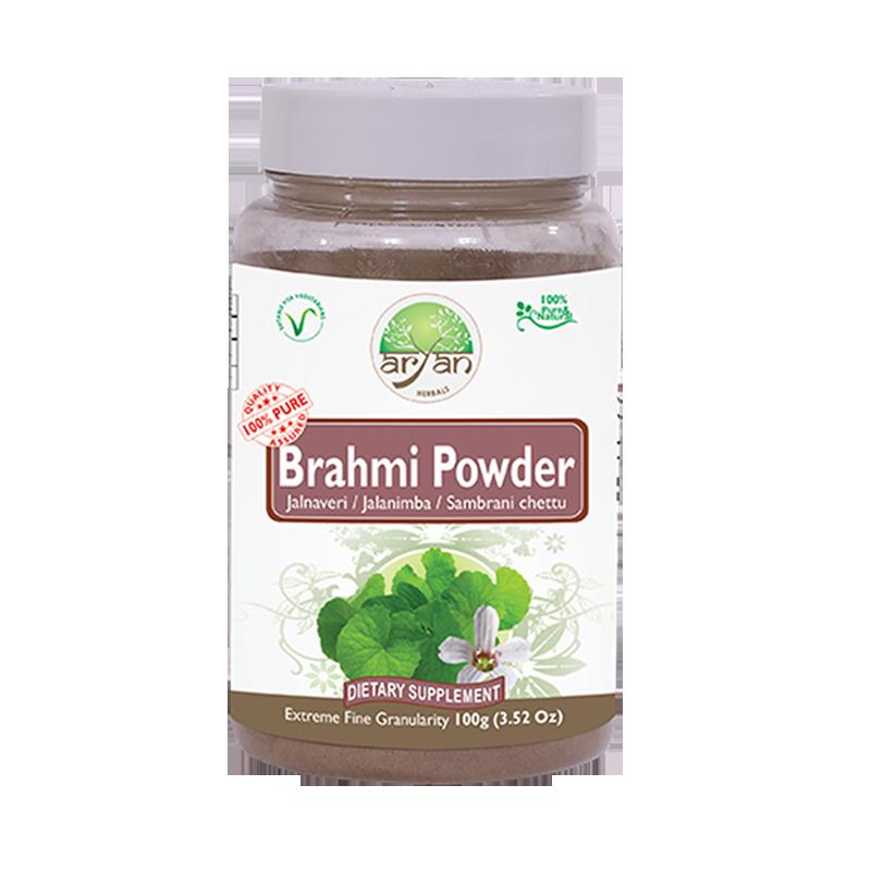 Aryan Brahmi (Water Hyssop) Powder 100gm