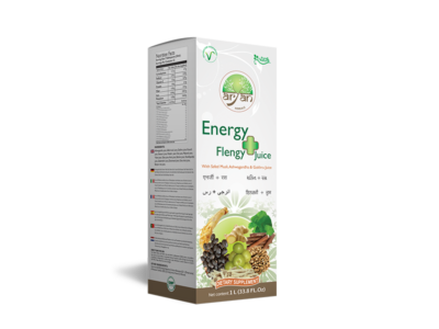 Energy-Flengy Juice - Aryan Herbals