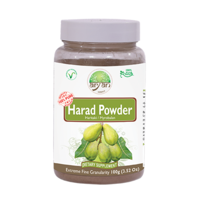 Harad Powder - Aryan Herbals