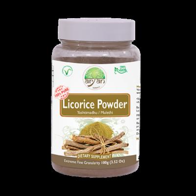 Licorice Powder - Aryan Herbals