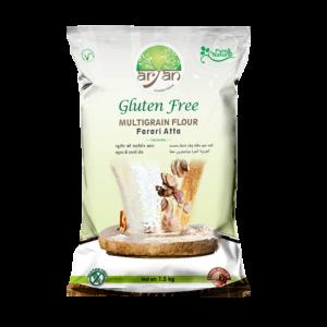 Gluten free multigrain farari atta - Aryan Herbals