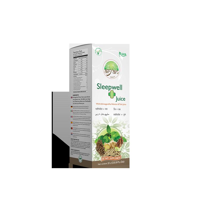 Sleepwell Juice Aryan Herbals