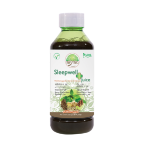 Sleepwell Juice Bottle Aryan Herbals