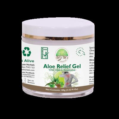 Aloe Relieft Gel - Aryan Herbals