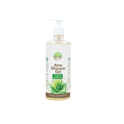 Aloe Shower Gel - Aryan Herbals