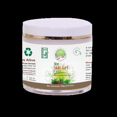 Aloe Skin Gel - Aryan Herbals