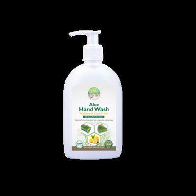 Aloe Handwash with Lemon Grass & Lime - Aryan Herbals