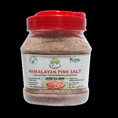 Himalayan Pink Salt - Aryan Herbals