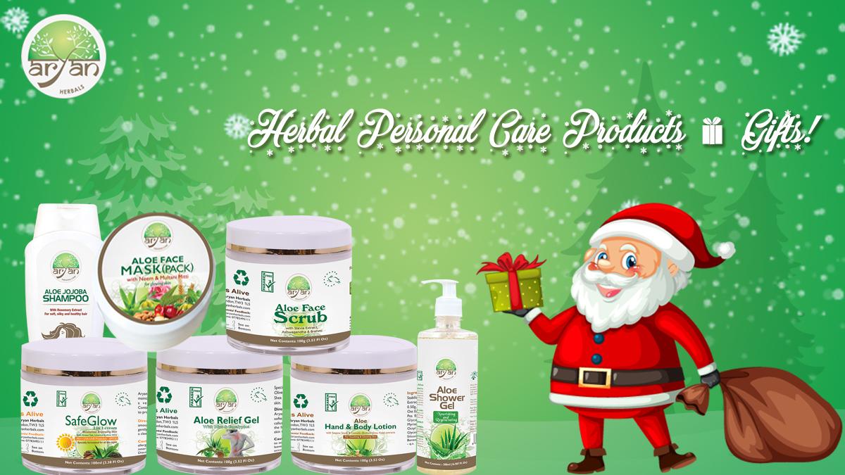 Go Herbal While Gifting This Christmas