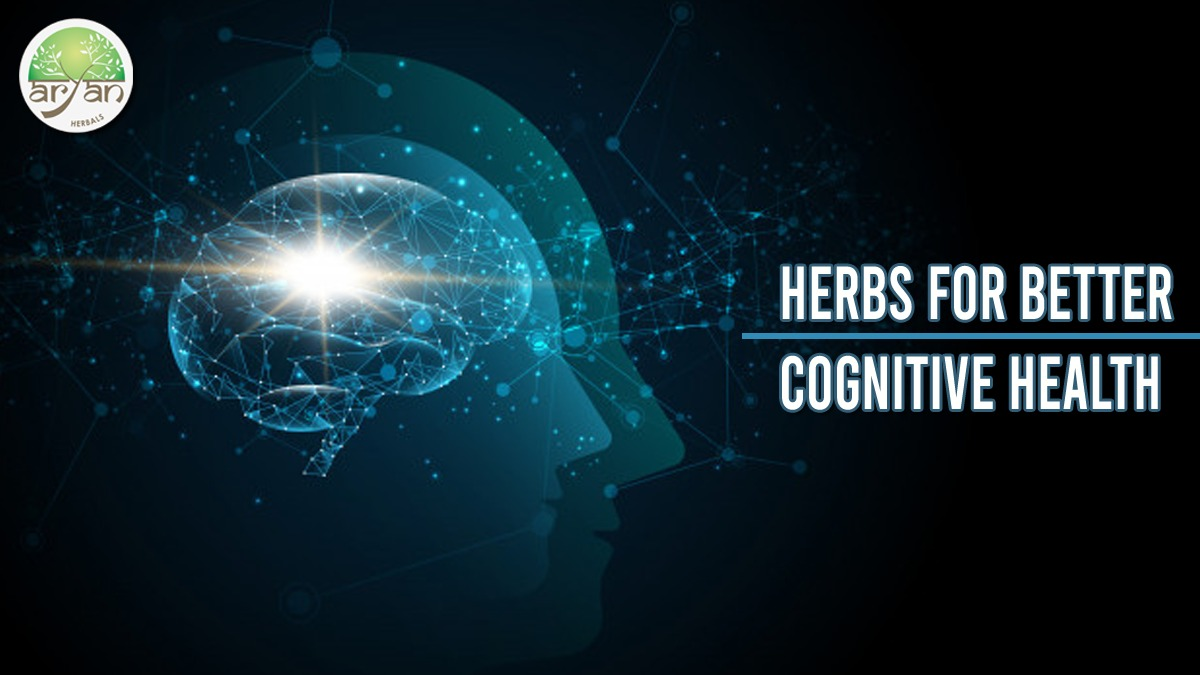 Herbs for Better Cognitive Health