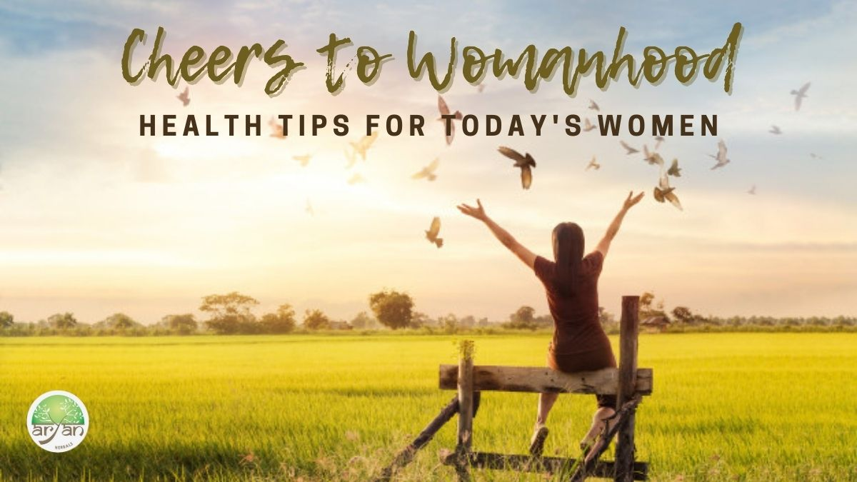 Health Tips for Todays Women
